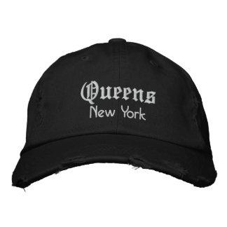 queens bold baseball cap