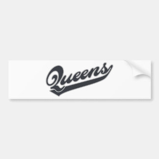 *Queens Pegatina Para Auto