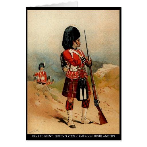 Queens Cameroon Highlanders Card