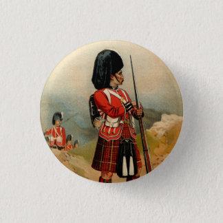 Queens Cameroon Highlanders Pinback Button