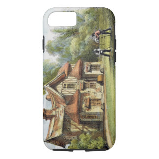Queen's Cottage, Richmond Gardens, plate 17 from ' iPhone 7 Case