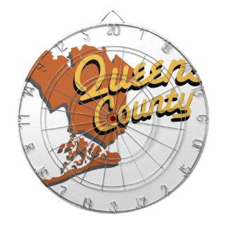 Queens County Dartboard