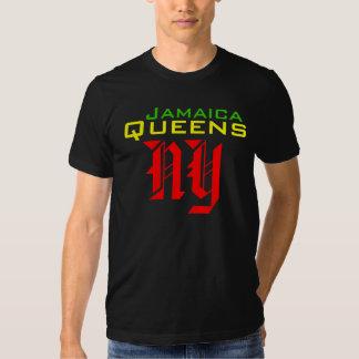 Queens de Jamaica Remera