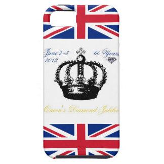 Queens Diamond Jubilee 2012 iPhone 5 Case