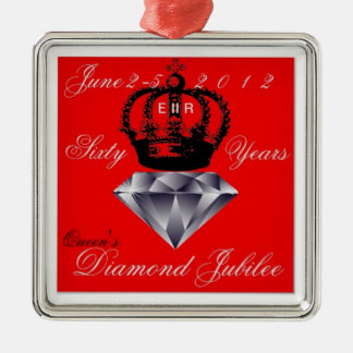 Queens Diamond Jubilee Ornament