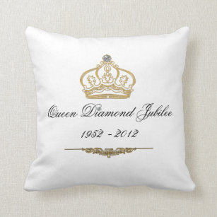 Crown Pillows Decorative Amp Throw Pillows Zazzle
