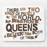 Queens (Funny) Gift Mouse Pads