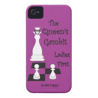 Queen's Gambit, Ladies First, iphone Case