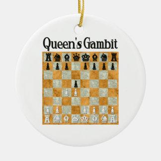 Queen's Gambit Ornament