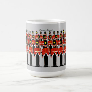 Queens Guard Coffee mug