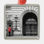 Queen's Guard Keeping Watch Ornament