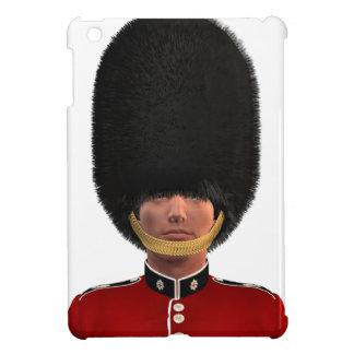Queen's Guardman Close Up iPad Mini Case