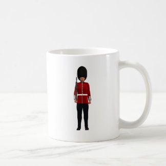Queen's Guardsman Coffee Mug