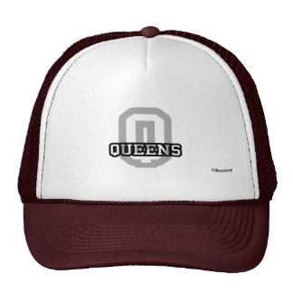Queens Hats