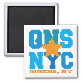 Queens, imán del azul de NY