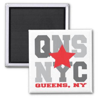 Queens, imán del gris de NY