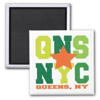 Queens, imán verde de NY