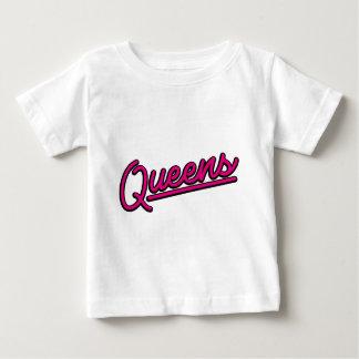 Queens in magenta baby T-Shirt