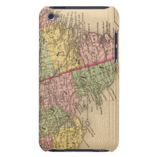 Queens, Kings counties, PEI iPod Touch Case-Mate Case