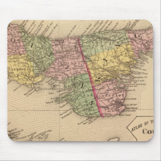 Queens, Kings counties, PEI Mouse Pad