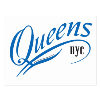 Queens, New York cards Postcard