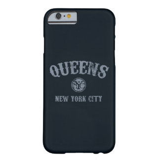 Queens New York iphone cover Barely There iPhone 6 Case