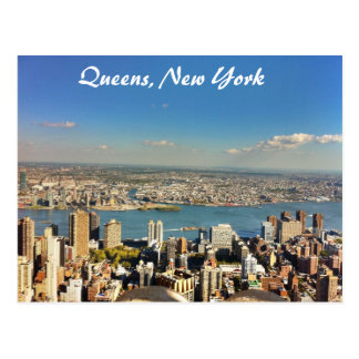 Queens, New York Postcard