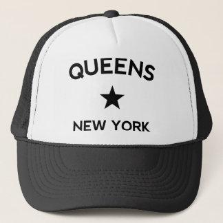Queens New York Trucker Cap