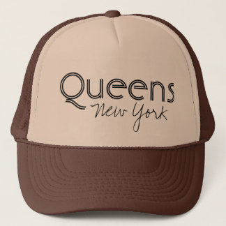 Queens New York Trucker's Hat