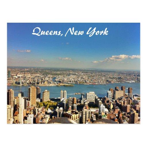 Queens, Nueva York Postales