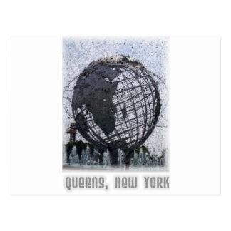 Queens, NY Postcard