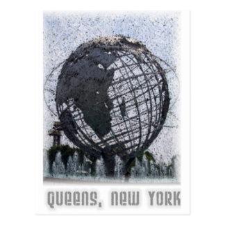 Queens NY Postcard