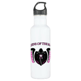 """Queens Of The Road"" Aluminum Stainless Steel Water Bottle"