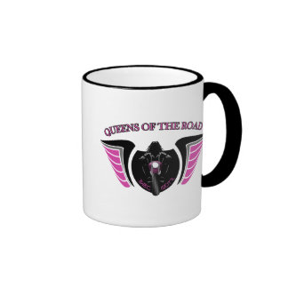 """Queens Of The Road"" Mug"