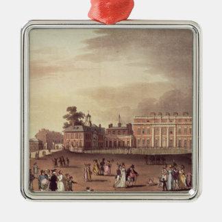 Queen's Palace, St. James's Park Metal Ornament