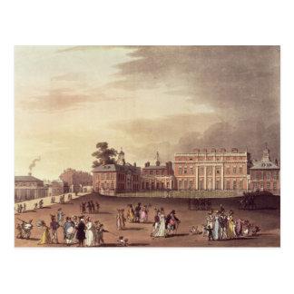 Queen's Palace, St. James's Park Postcard