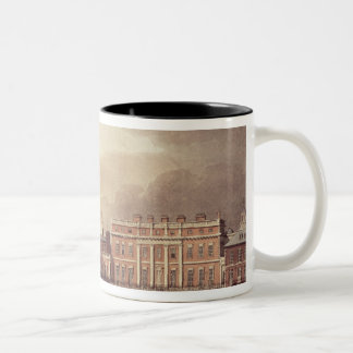 Queen's Palace, St. James's Park Two-Tone Coffee Mug