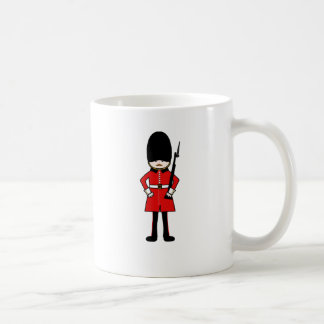 Queen's Royal Guard Coffee Mug