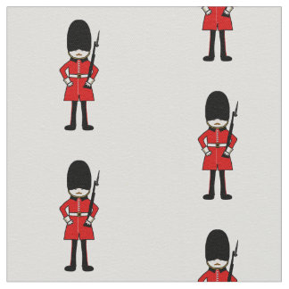 Queen's Royal Guard Fabric