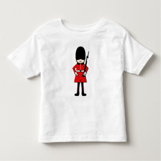 Queen's Royal Guard Toddler T-shirt