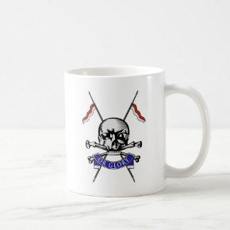 Queens Royal Lancers Coffee Mug