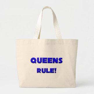 Queens Rule! Tote Bag