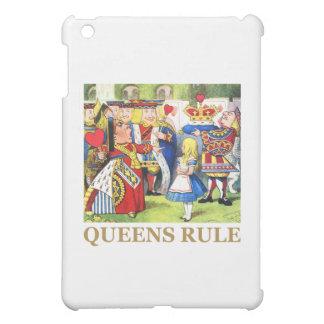 Queens Rule iPad Mini Covers