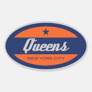 *Queens Sticker