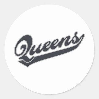 *Queens Stickers