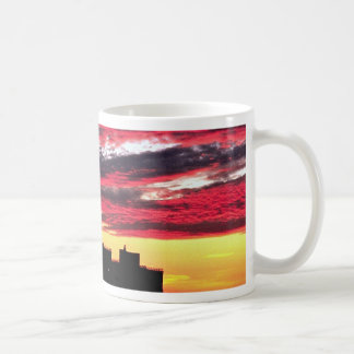 Queens sunset, New York, U.S.A. Mugs
