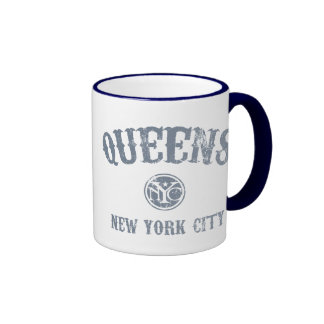 *Queens Taza A Dos Colores