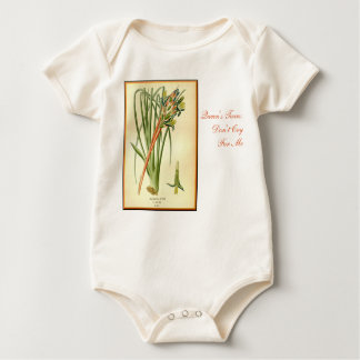 Queen's Tears:  Don't Cry for Me (Infant's) Baby Bodysuit