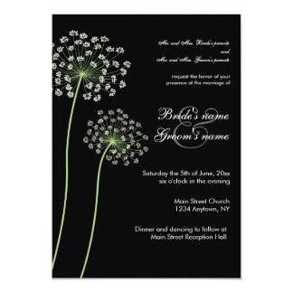 Queen'sAnne Wedding Invitation