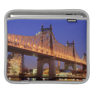 Queensboro Bridge and the East River Sleeve For iPads